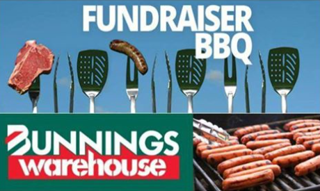 P&C fundraiser at Bunnings